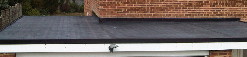 EPDM Rubber roof Derby